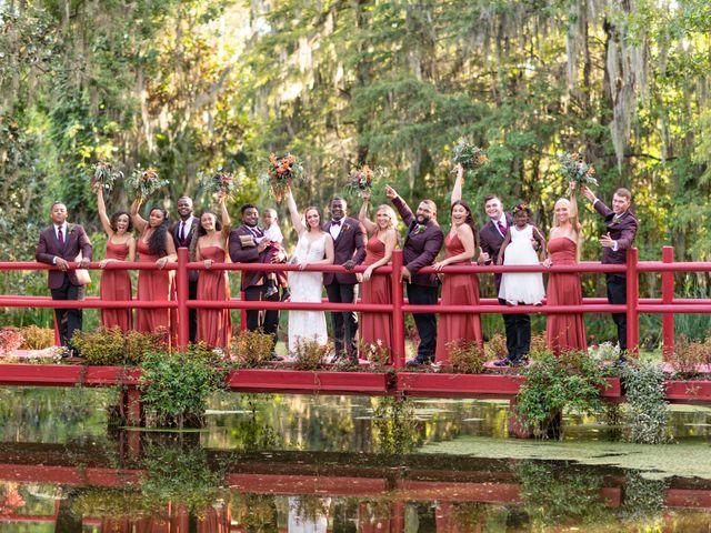 James and Taylor's Wedding in Charleston, South Carolina 50