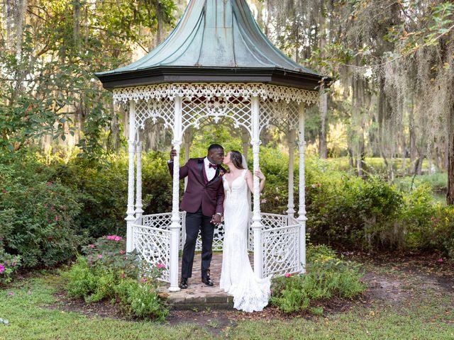 James and Taylor's Wedding in Charleston, South Carolina 61