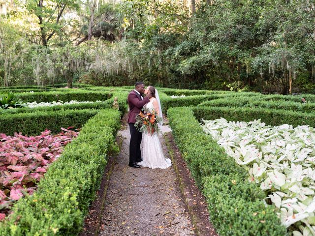 James and Taylor's Wedding in Charleston, South Carolina 2