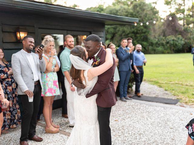 James and Taylor's Wedding in Charleston, South Carolina 80