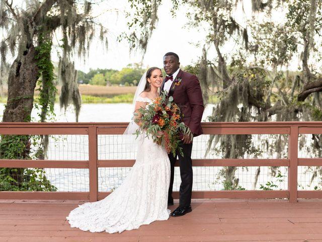 James and Taylor's Wedding in Charleston, South Carolina 89