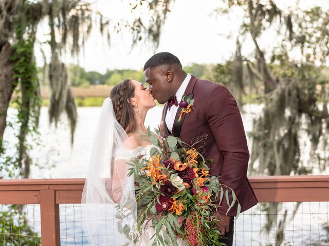 James and Taylor's Wedding in Charleston, South Carolina 91