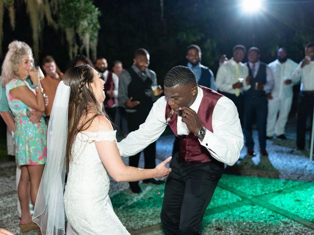 James and Taylor's Wedding in Charleston, South Carolina 96