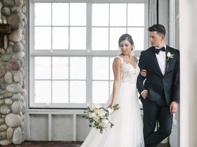 The wedding of Ashli and Greg