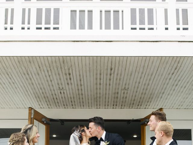 Greg and Ashli's Wedding in Manahawkin, New Jersey 44