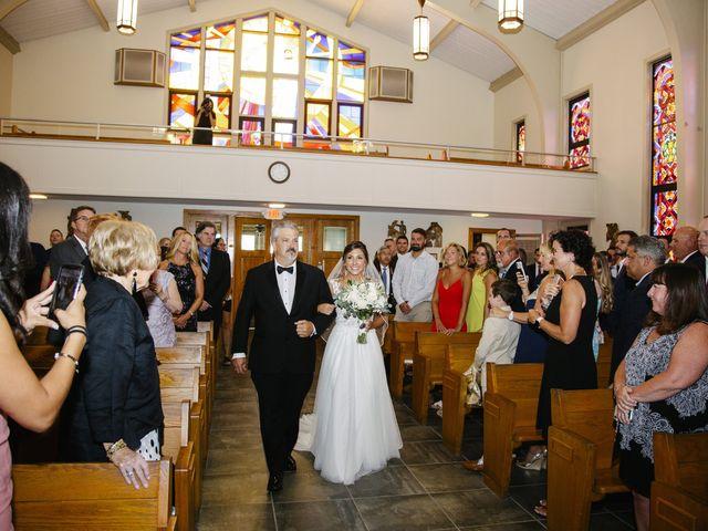 Greg and Ashli's Wedding in Manahawkin, New Jersey 51