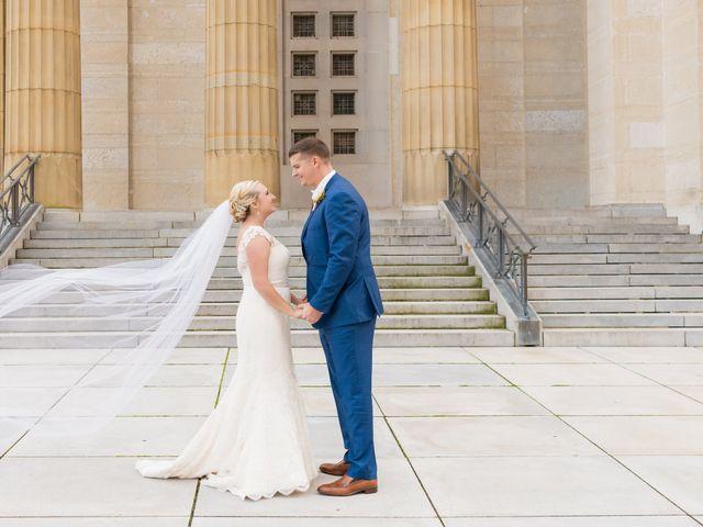 The wedding of Alexa and Christian
