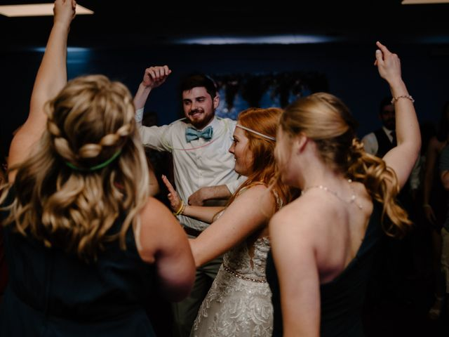 Nate and Hannah's Wedding in Wakarusa, Indiana 3