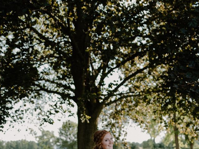 Nate and Hannah's Wedding in Wakarusa, Indiana 8