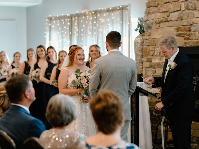 Nate and Hannah's Wedding in Wakarusa, Indiana 26