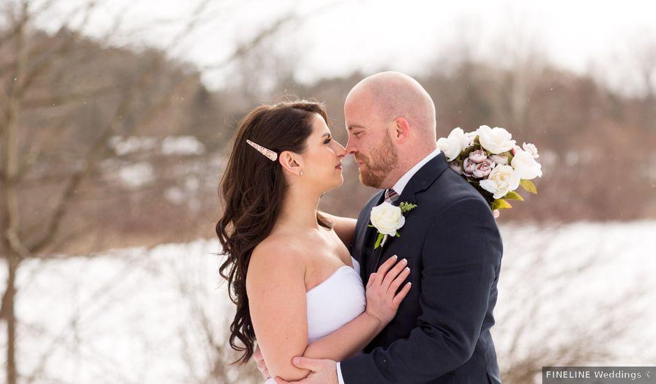Chris and Jamie's Wedding in Mount Pleasant, Pennsylvania