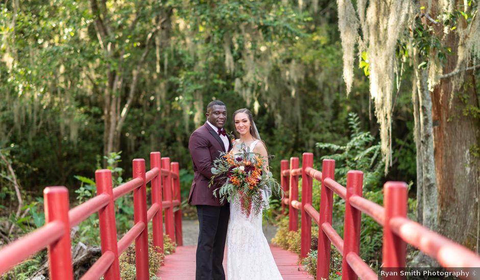 James and Taylor's Wedding in Charleston, South Carolina