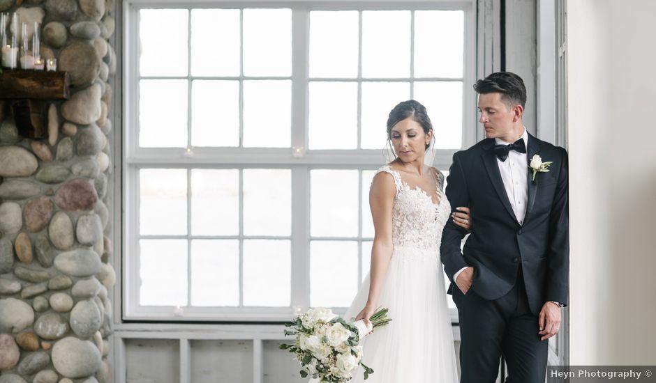 Greg and Ashli's Wedding in Manahawkin, New Jersey