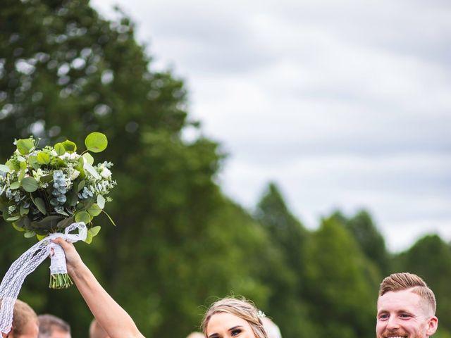 Ben and Katlin's Wedding in Cleveland, Georgia 3