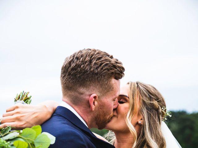 Ben and Katlin's Wedding in Cleveland, Georgia 1