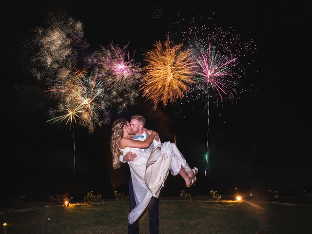 The wedding of Katlin and Ben