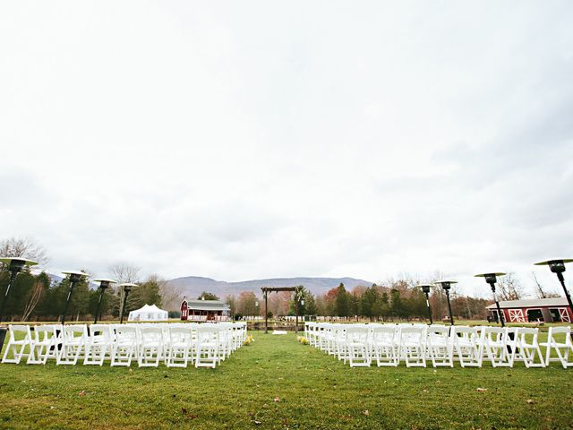 Aeri and Young's Wedding in Catskill, New York 12