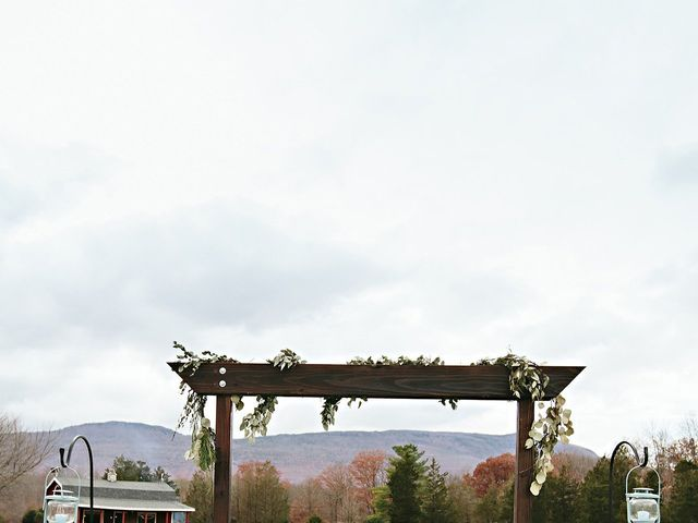 Aeri and Young's Wedding in Catskill, New York 13