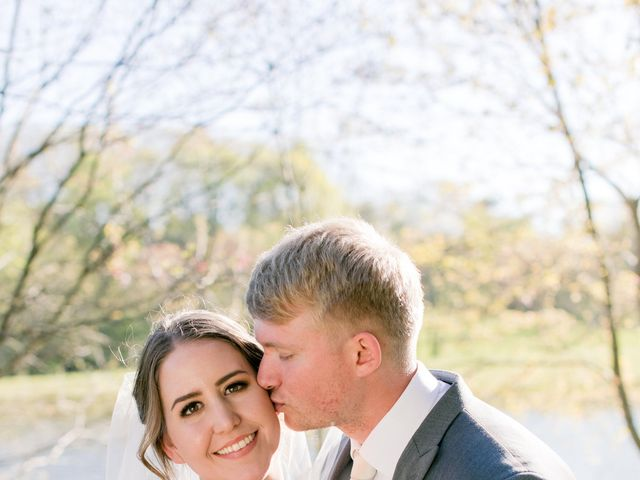 The wedding of Ryan and Shannon