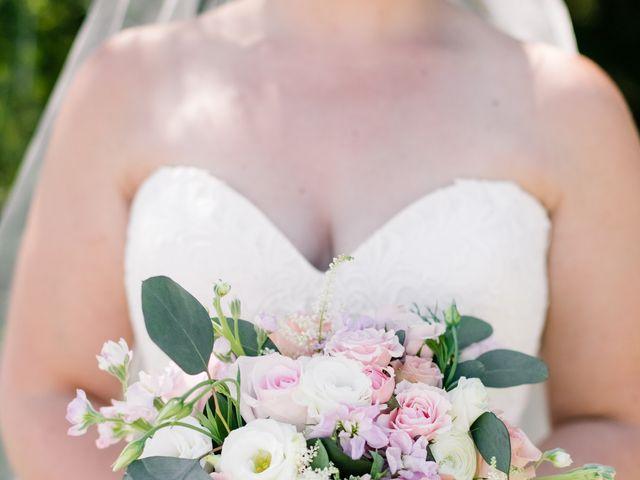 Shannon and Ryan's Wedding in Ellijay, Georgia 3