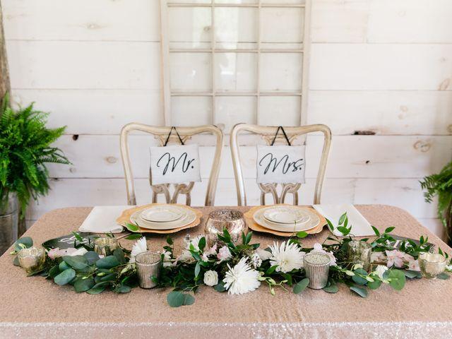 Shannon and Ryan's Wedding in Ellijay, Georgia 18