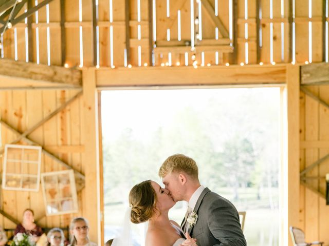 Shannon and Ryan's Wedding in Ellijay, Georgia 22
