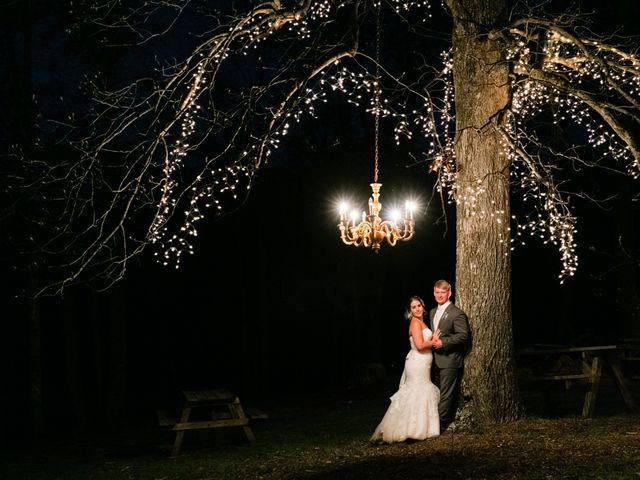 Shannon and Ryan's Wedding in Ellijay, Georgia 24