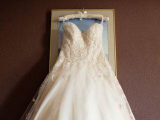The wedding of Catherine and Ryan 1