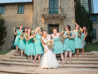Terrah and Evan's Wedding in Tulsa, Oklahoma 3