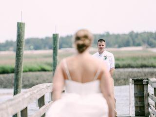 The wedding of Stefani and Matt 1