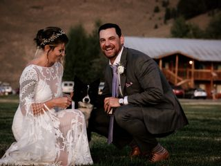 The wedding of Anja and Nick 2
