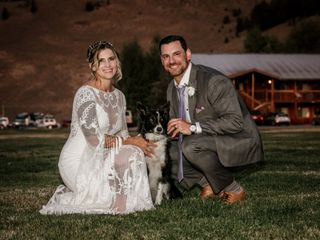 The wedding of Anja and Nick 3