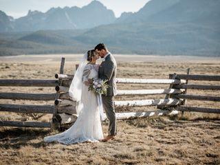 The wedding of Anja and Nick