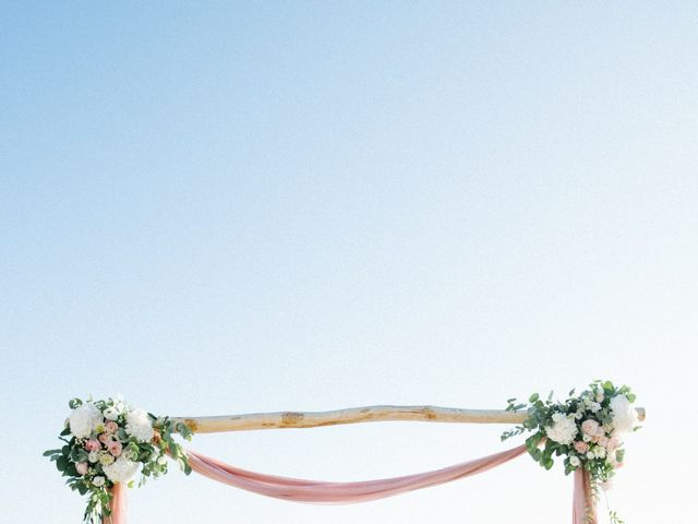 Jon and Jan's Wedding in Oia, Greece 20