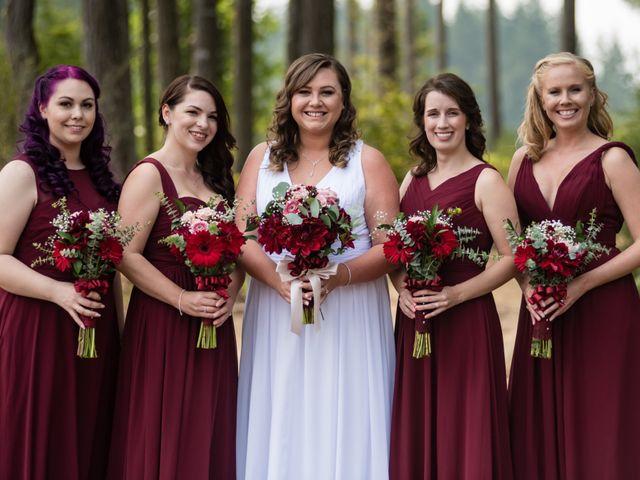 Paul and Kelli's Wedding in Port Orchard, Washington 2