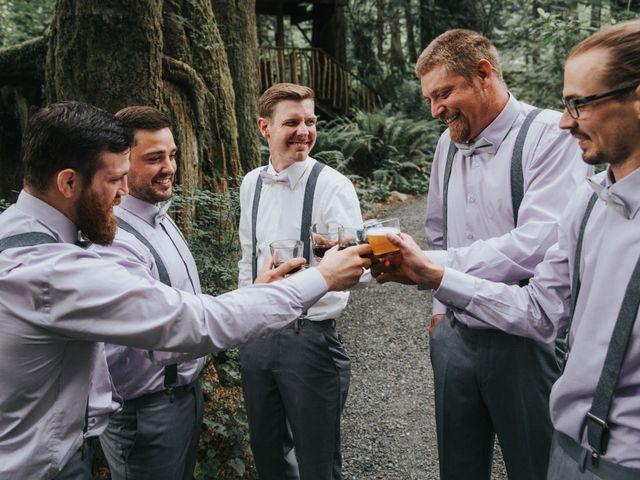 Chelsea and Adam's Wedding in Seattle, Washington 15