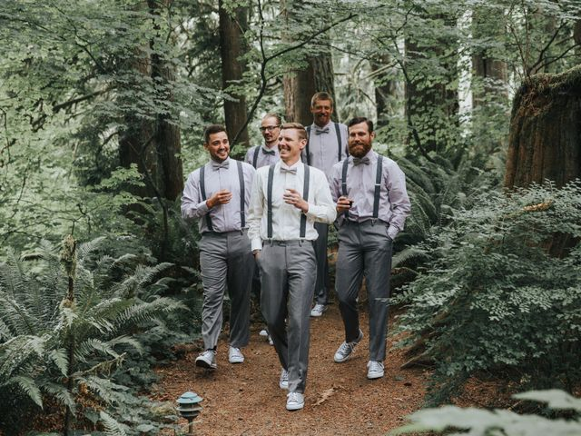 Chelsea and Adam's Wedding in Seattle, Washington 16