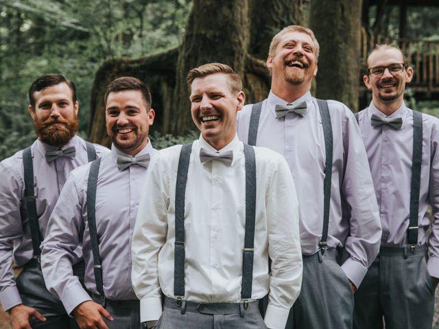 Chelsea and Adam's Wedding in Seattle, Washington 17