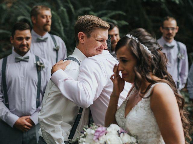 Chelsea and Adam's Wedding in Seattle, Washington 38