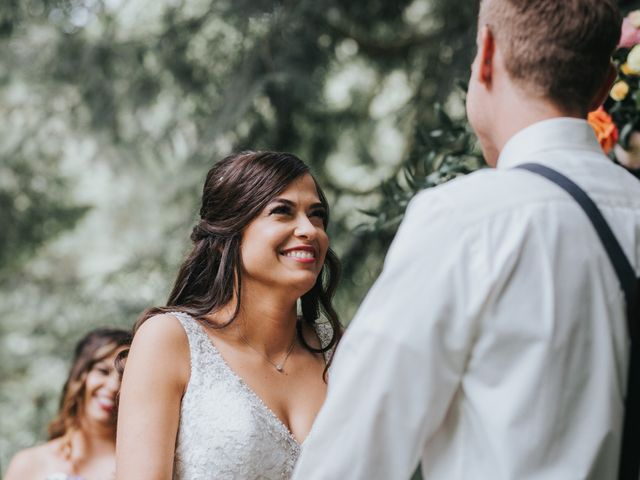 Chelsea and Adam's Wedding in Seattle, Washington 41