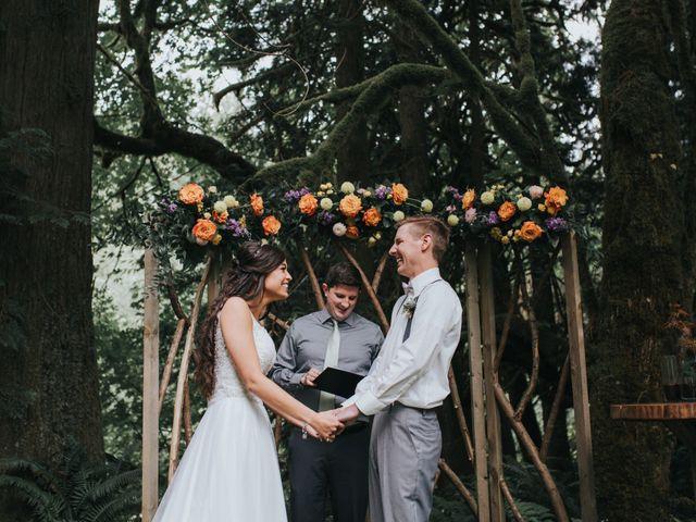 Chelsea and Adam's Wedding in Seattle, Washington 42