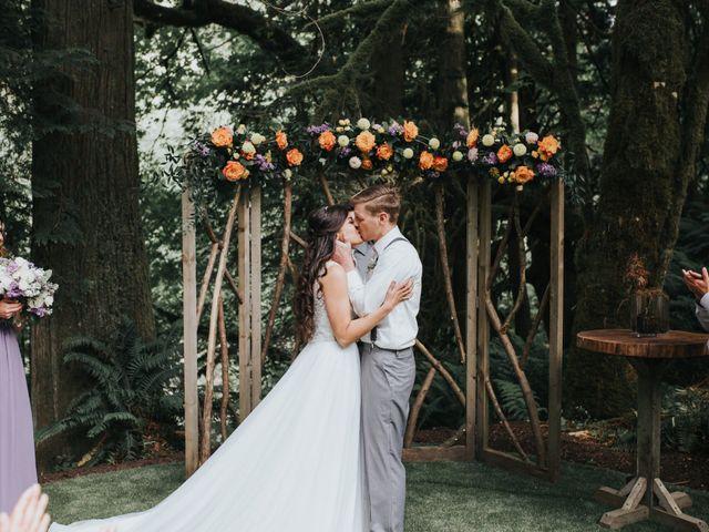 Chelsea and Adam's Wedding in Seattle, Washington 44