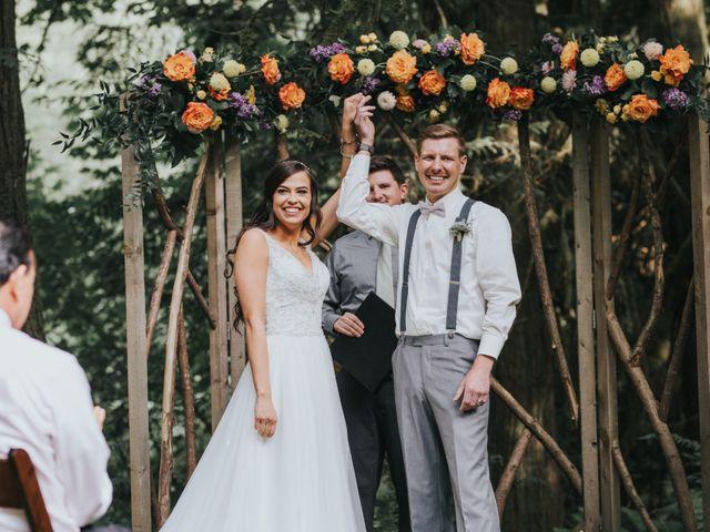Chelsea and Adam's Wedding in Seattle, Washington 45
