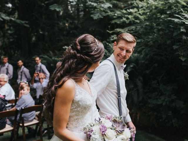 Chelsea and Adam's Wedding in Seattle, Washington 46