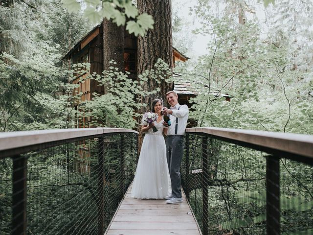 Chelsea and Adam's Wedding in Seattle, Washington 47