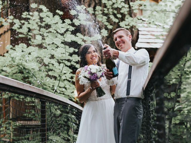 Chelsea and Adam's Wedding in Seattle, Washington 48