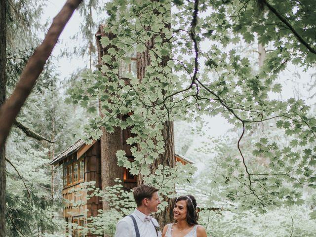Chelsea and Adam's Wedding in Seattle, Washington 50