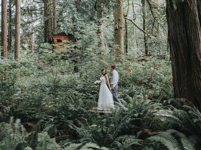 Chelsea and Adam's Wedding in Seattle, Washington 52
