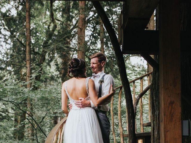 Chelsea and Adam's Wedding in Seattle, Washington 56