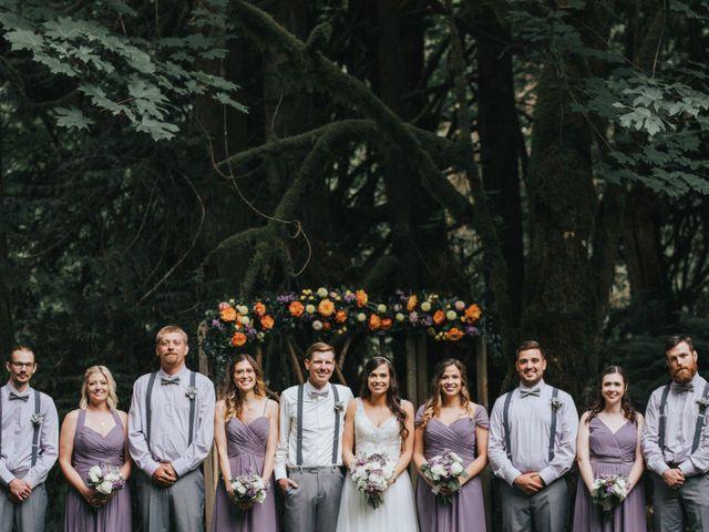 Chelsea and Adam's Wedding in Seattle, Washington 2